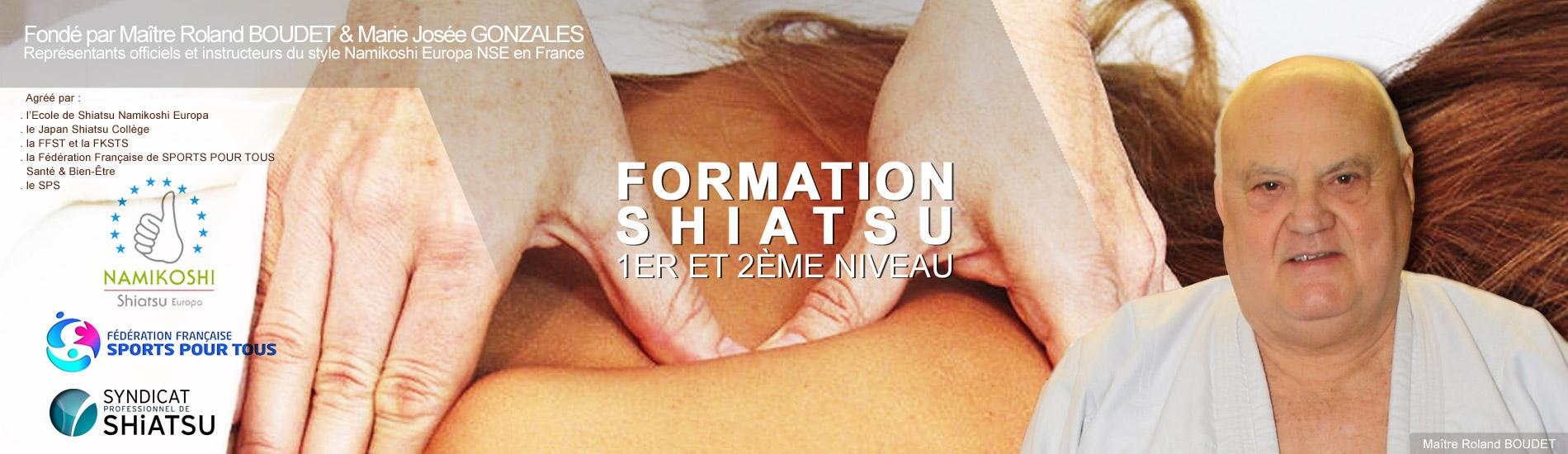 FORMATION</br>SHIATSU