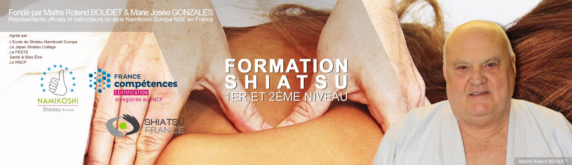 FORMATIONSHIATSU